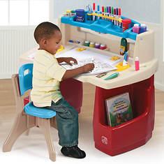 Step2 Deluxe Art Master Desk