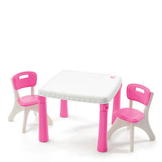 Step2 Kids Kitchen Table and Chairs Set