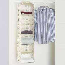 Paris 6 Shelf Closet Organizer