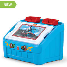 Step2 Thomas 2-in-1 Toy Box and Art Lid™