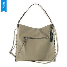 Jessica Simpson Camile Crossbody Hobo Bag