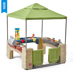 Step2 Playtime Patio with Canopy
