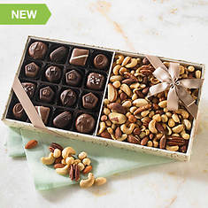 Sugar Free Royal Chocolates - Mixed Nuts & Chocolates