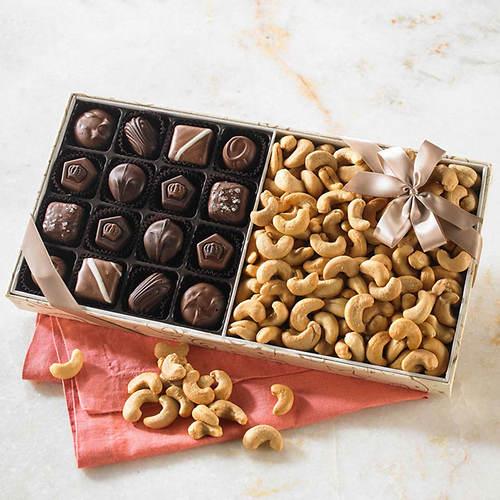 Sugar Free Royal Chocolate & Nut Assortment
