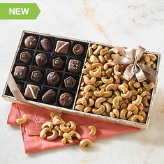 Sugar Free Royal Chocolates - Cashews & Chocolates