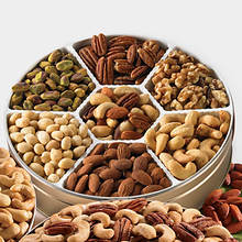 Unsalted Nut Assortment