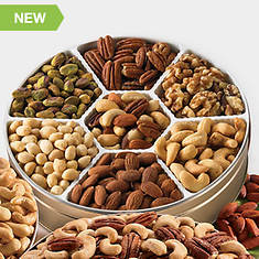 Unsalted Nut Assortment