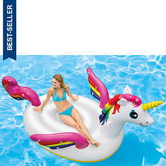 Intex Mega Unicorn Island Inflatable