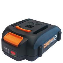 Worx 20V Lithium Battery