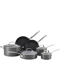 Circulon 10-Piece Genesis Hard-Anodized Cookware Set