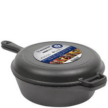 Westinghouse 3-Qt. Cast Iron Dutch Oven