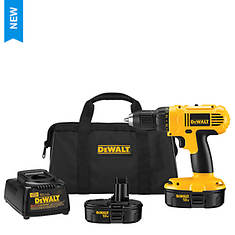 DeWalt 18V NiCAD Drill/Driver Kit