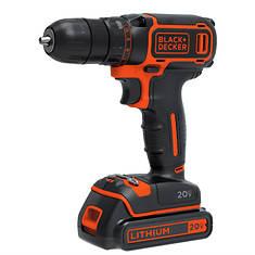 Black+Decker 20V MAX Lithium Drill/Driver
