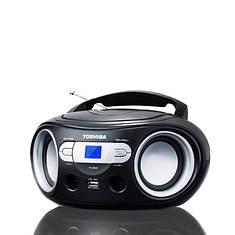 Toshiba Toshiba CD Radio Boombox