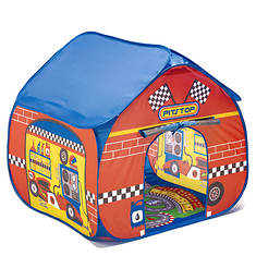 Fun2Give Pop-it-Up Pit Stop Tent Race Mat
