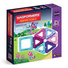 Magformers Inspire 14-Piece Set
