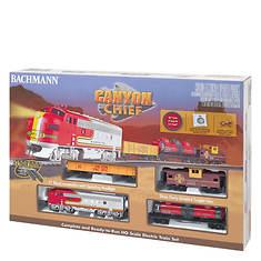 Bachmann Canyon Chief Electric Train