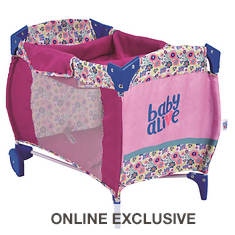 Hasbro Baby Alive Doll Play Yard