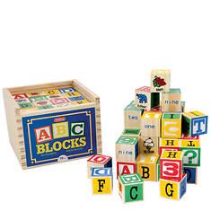Schylling Alphabet Blocks 48-Piece