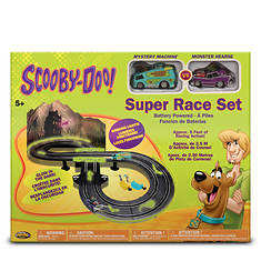 Scooby-Doo Race Set