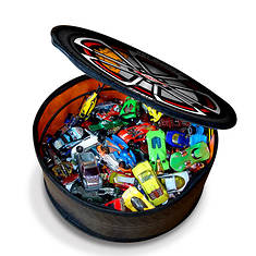 Hot Wheels ZipBin