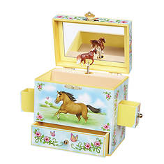 Enchantmints Wild and Free Musical Box
