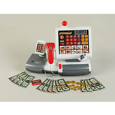 Electronic Toy Cash Register