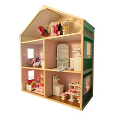 6' Dollhouse Country French