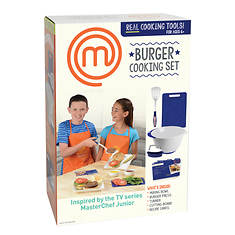 Junior Burger Cooking Set