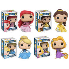 Funko Disney Princess Collectors Set
