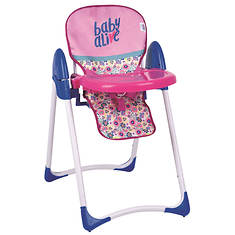 Hasbro Baby Alive Doll High Chair