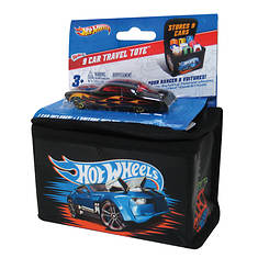 Hot Wheels 9-Car Tote