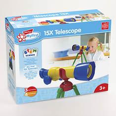 Elenco 15X Telescope Astronomy Toy