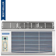 Norpole 6,000 BTU Window Air Conditioner