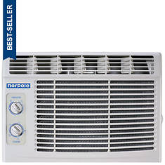 Norpole 5,000 BTU Window Air Conditioner