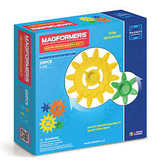 Magformers Magnets in Motion 20-Piece Set