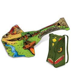 Dinosaur Backpack ZipBin