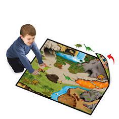 Dinosaur 2-Sided Playmat