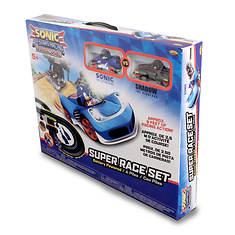 SART Sonic and Shadow Slot Car Race Set