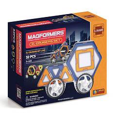 Magformers XL Cruisers 30-Piece Car Set
