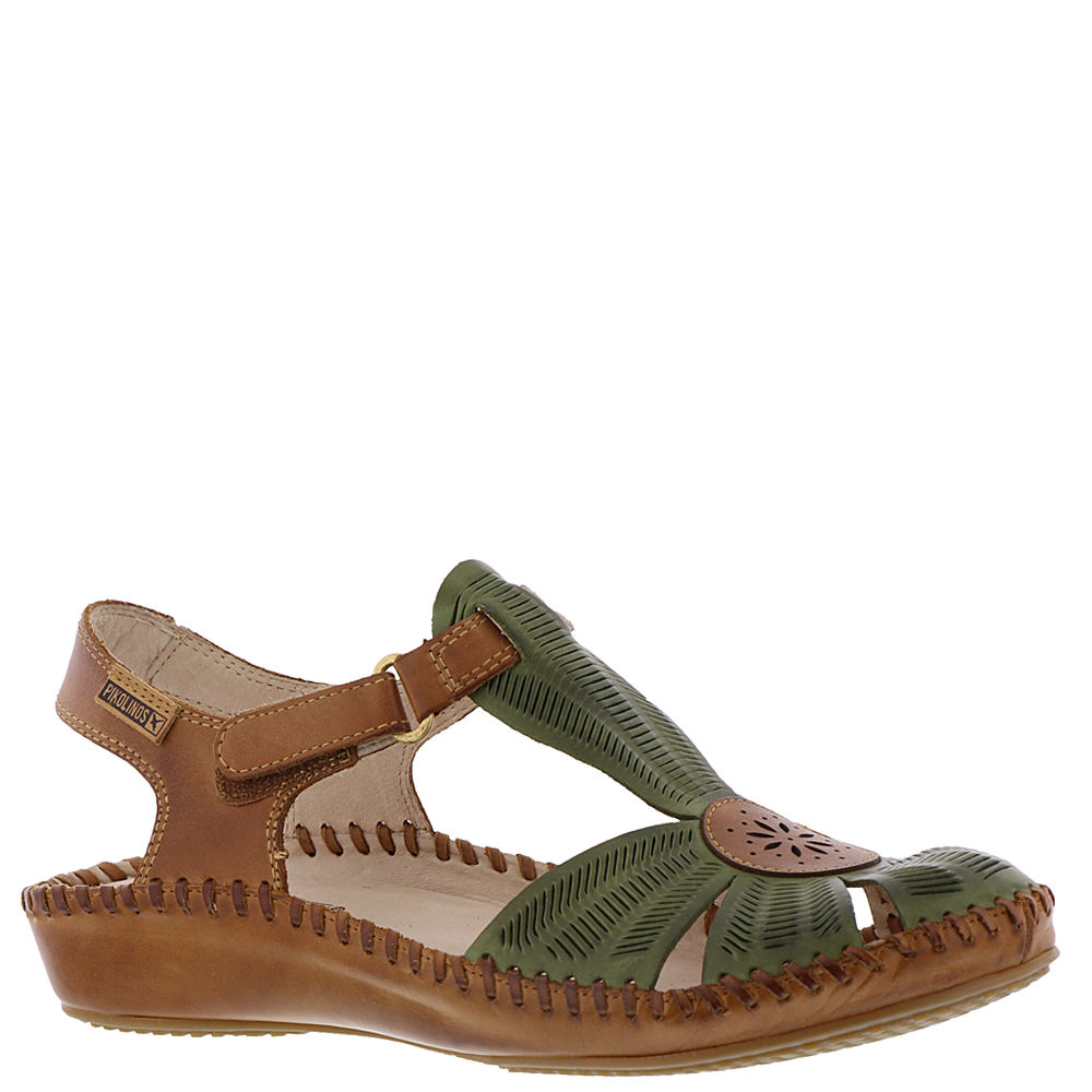 0e9a60325ba Details about Pikolinos P Vallarta Razor Fisherman Women s Sandal