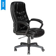 Soft Touch Highback Leather Chair
