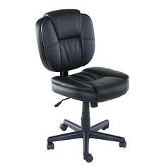 Mid-Back Task Chair with Tilt & Height