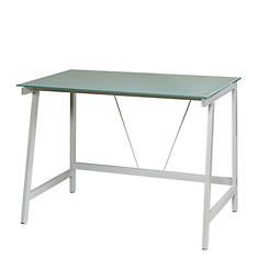 Contemporary Glass Writing Desk