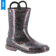 Western Chief Glitter Rain Boot (Girls' Infant-Toddler-Youth)