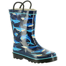 Western Chief Pixel Shark Camo (Boys' Infant-Toddler-Youth)
