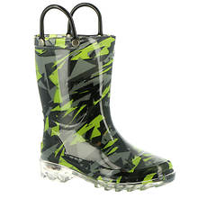 Western Chief Scatter Camo Lighted (Boys' Toddler-Youth)