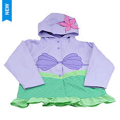 Western Chief Girl's Ariel Raincoat