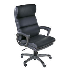 Roosevelt High Back 2-Tone Executive Chair