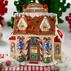Santas Village - Candy Jar